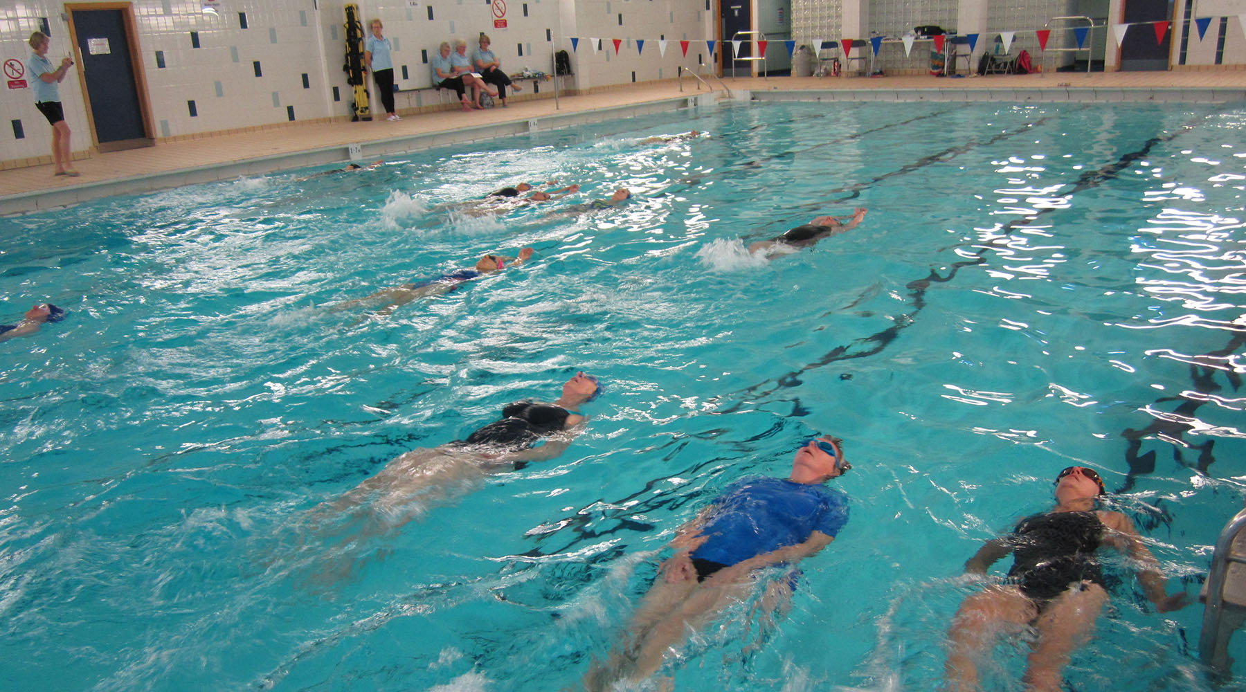 Improvers ladies swimming lessons haywards heath ardingly - Dolphin swimming pool haywards heath ...